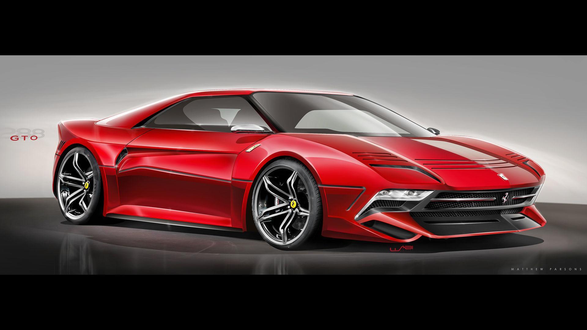 Ferrari  Gto Kit Car For Sale