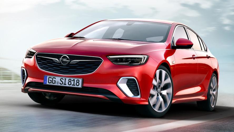 Opel Insignia traz de volta a sigla GSi