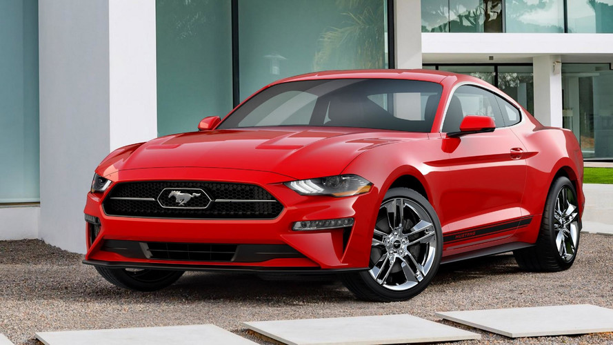 2018 Ford Mustang Pony Badge Back Into Corral With New Pack