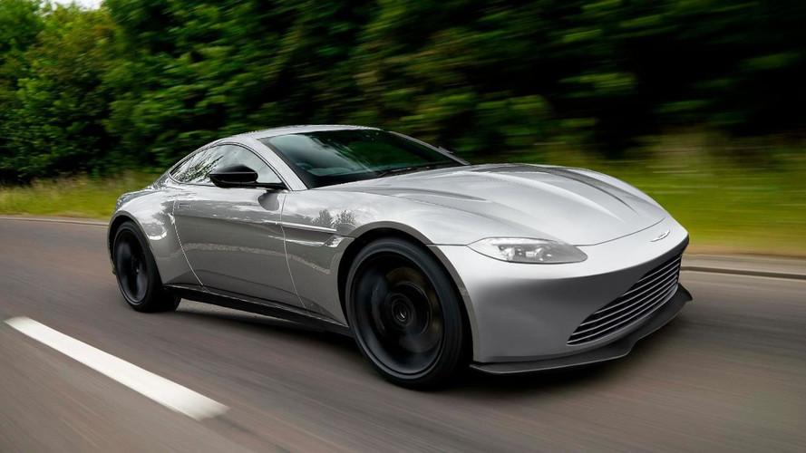 New Aston Martin V8 Vantage Teased [UPDATE]