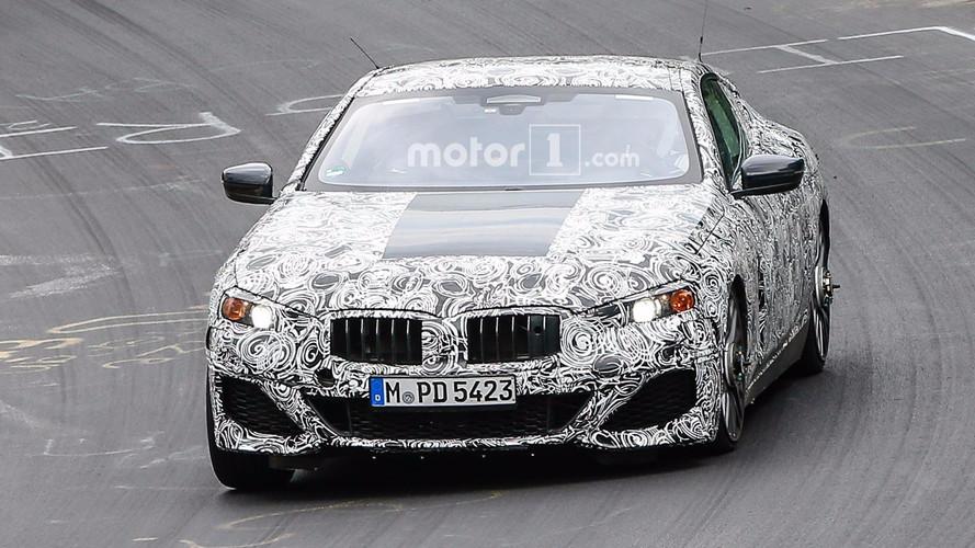 Photos espion BMW Série 8 Nürburgring