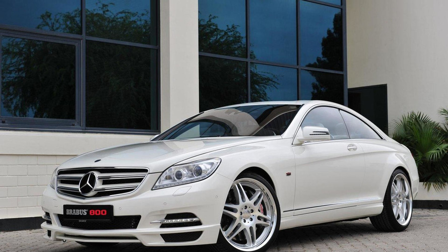 BRABUS 800 Coupe based on the Mercedes-Benz CL 600
