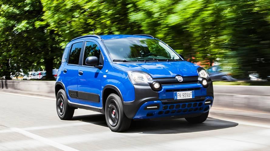 Fiat Panda Waze, più connessa per navigare nel traffico