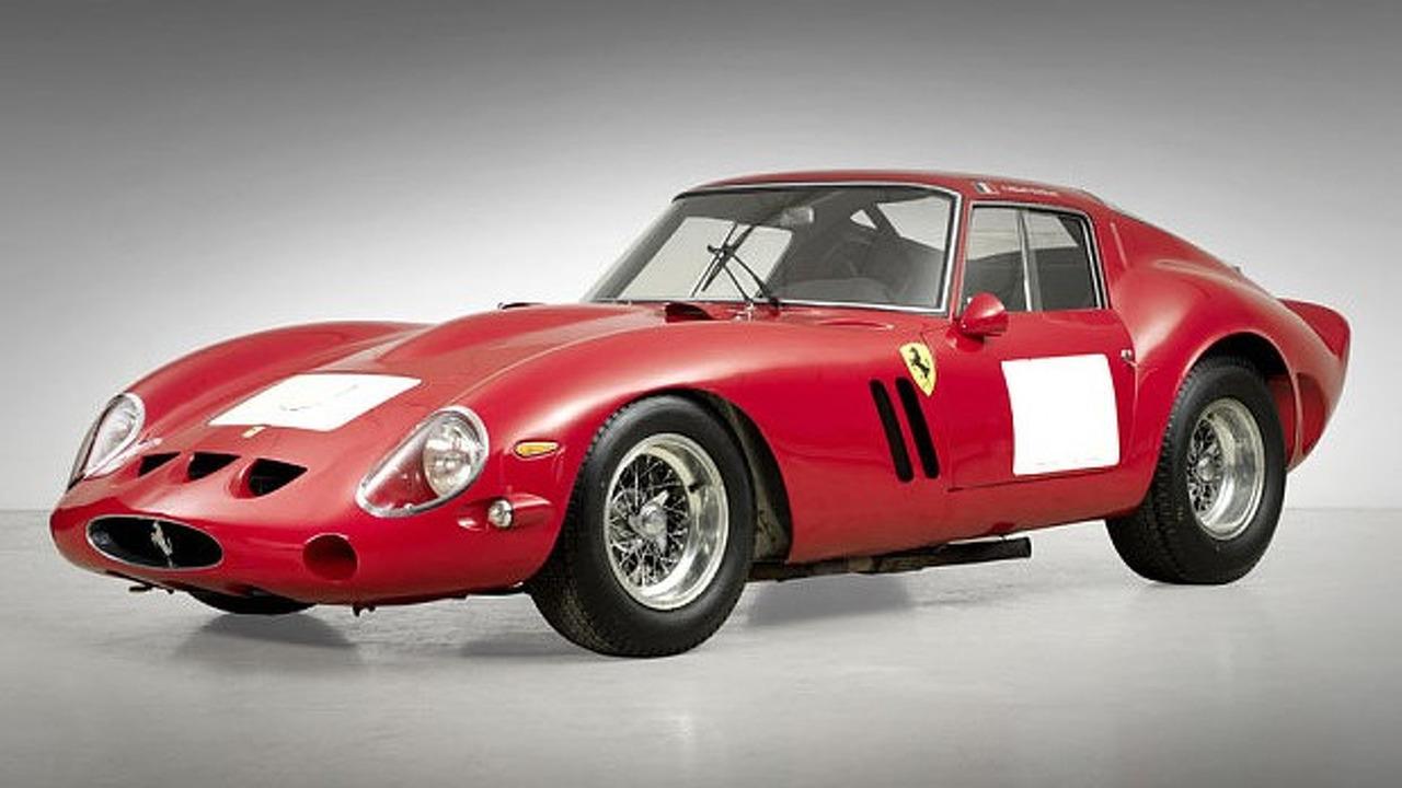 2 Ferrari 250 GTO