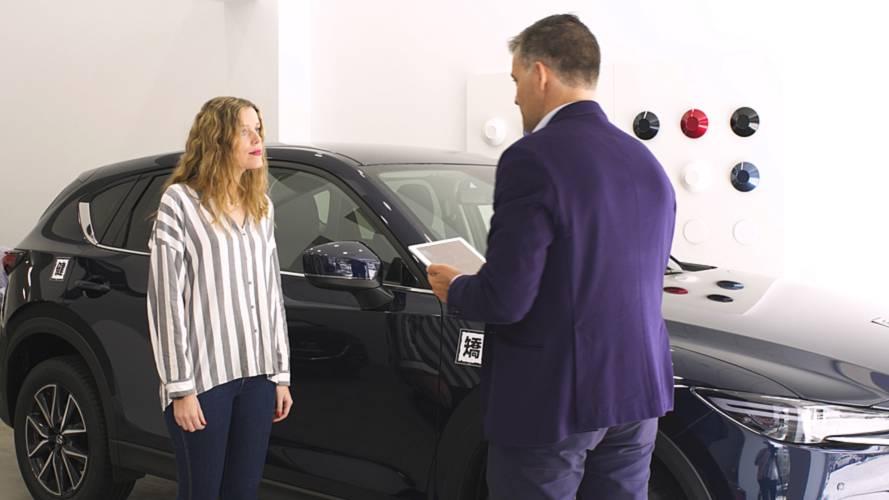 Mazda pretende estar en el top 3 de satisfacción al cliente