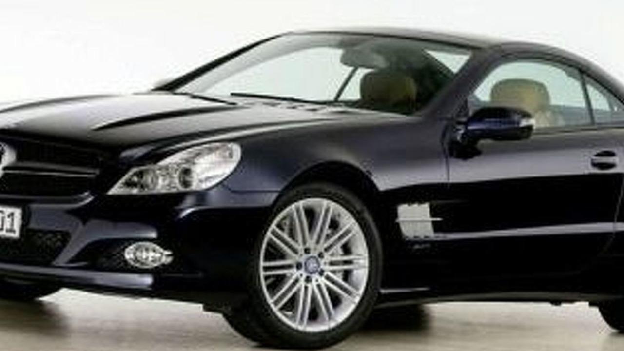Mercedes-Benz SL 600 Facelift