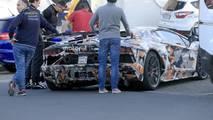 Lamborghini Aventador Superveloce Jota spy photo