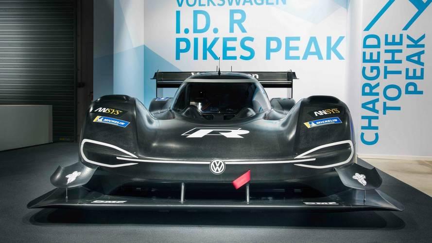 Videó: a Volkswagen Coloradóban tesztelte az I.D. R Pikes Peak-et