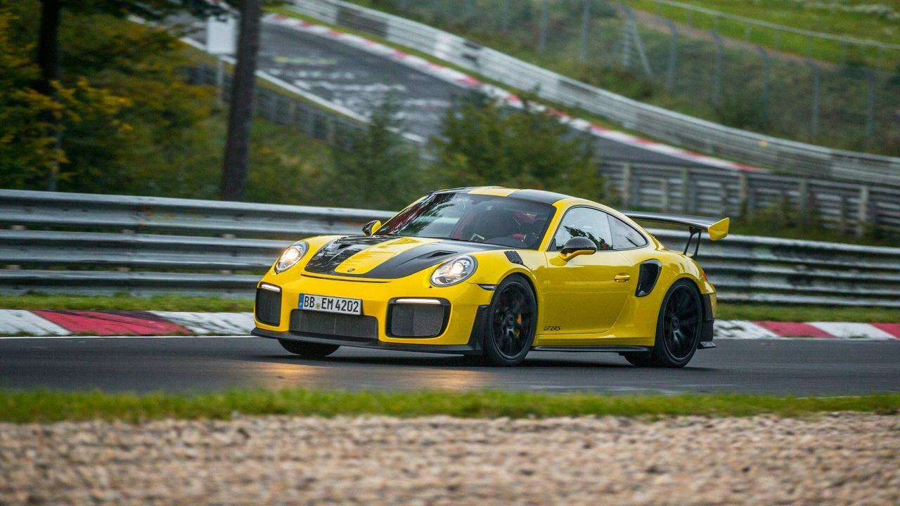 Porsche 911 GT2 RS Nurburgring Record