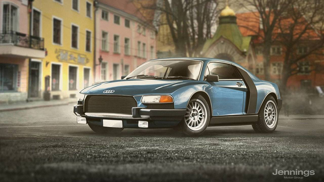 Retro Versions Of Modern Cars Are A Must See