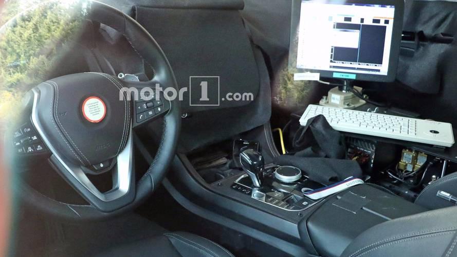 Nürburgring'de turlayan BMW M8 kabinini gösterdi