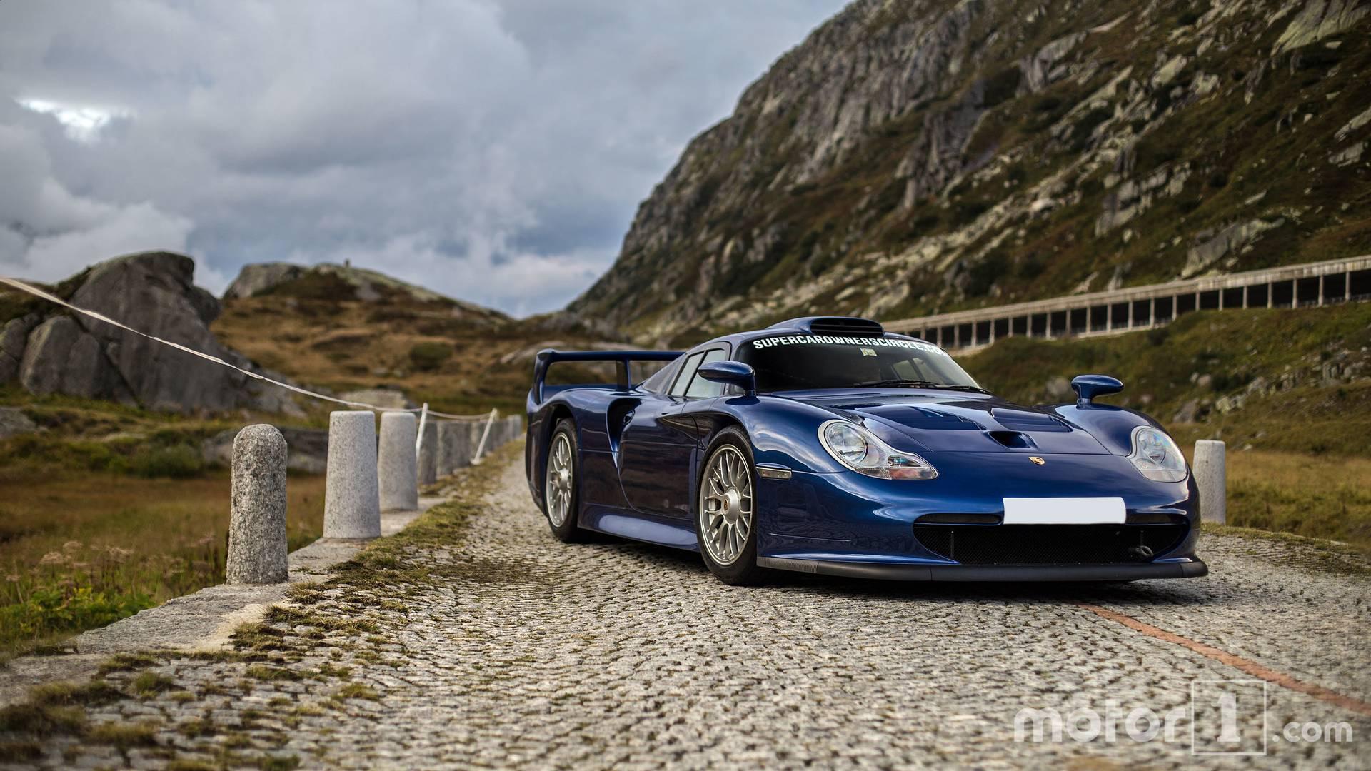 kvc-porsche-911-gt1 Cozy Prix D'une Porsche 911 Gt1 Cars Trend