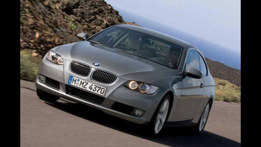 BMW Serie 3 Coupé (anteprima)