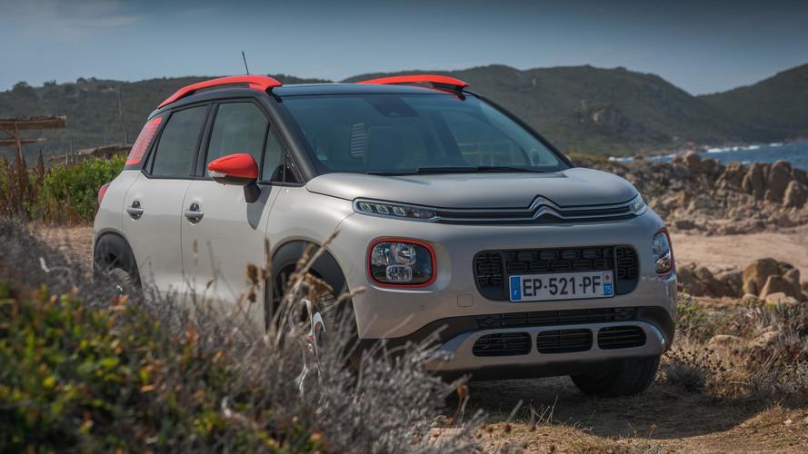 Essai Citroën C3 Aircross (2018) - Un crossover sympa !