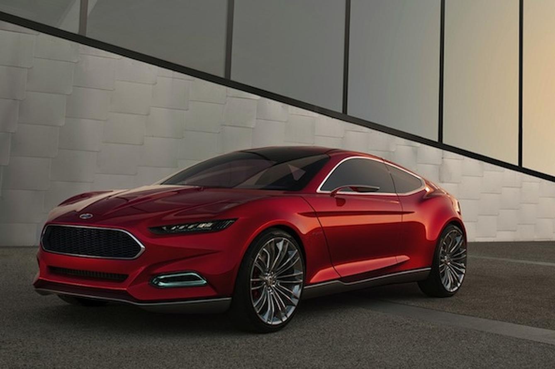 Ford Evos Concept Headed To Prestigious British Supercar Event