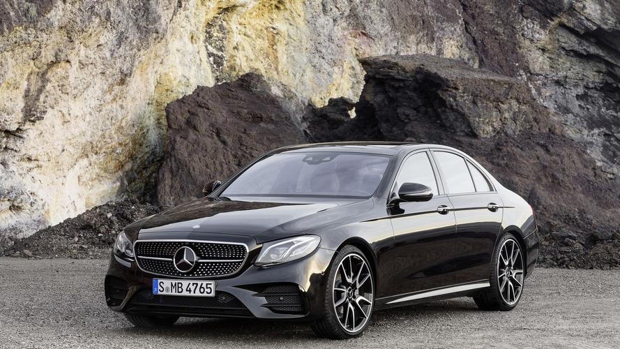Mercedes-AMG E43 4MATIC revealed with 396-hp biturbo V6