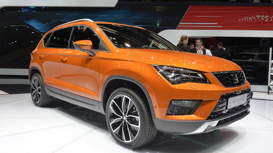 SEAT finally joins SUV segment in Geneva with Ateca