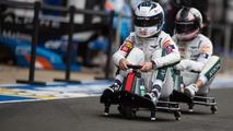 Aston Martin Racing Razor Crazy Cart