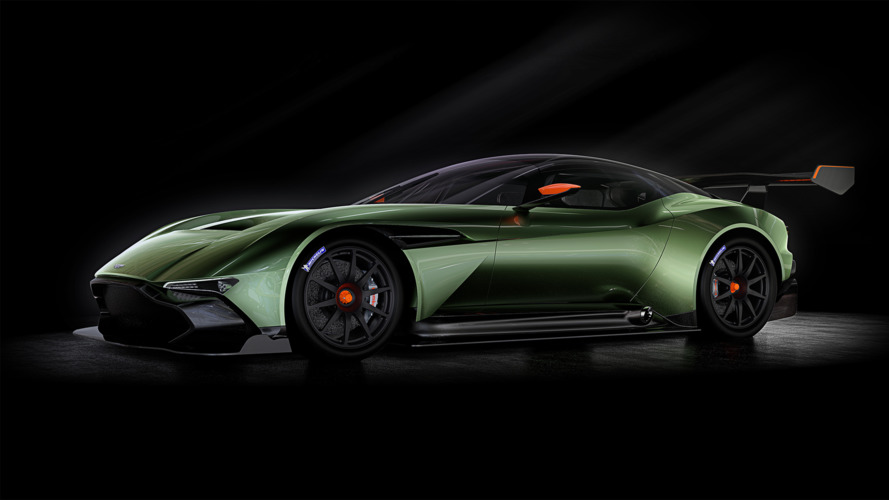 Présentation imminente pour l'hypercar Aston Martin / Red Bull?