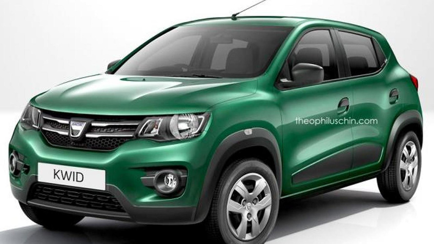 Renault rules out Dacia KWID