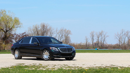 2017 Mercedes-Maybach S550 Review: Less Is More