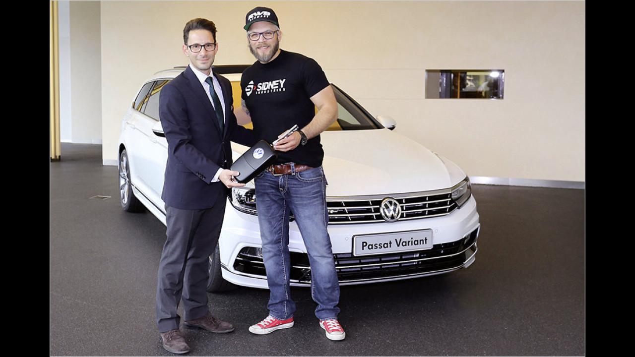 Sidney Hoffmann: VW Passat Variant
