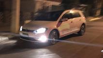 Novo VW Golf 2018 roda limpo no Brasil