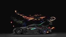 2017 BMW M6 GT3 Art Car