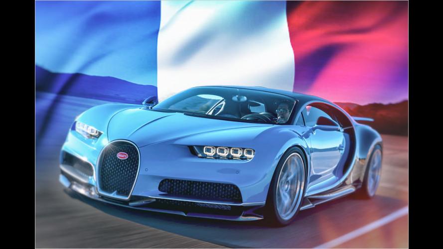 Mon Dieu! Die besten französischen Sportwagen