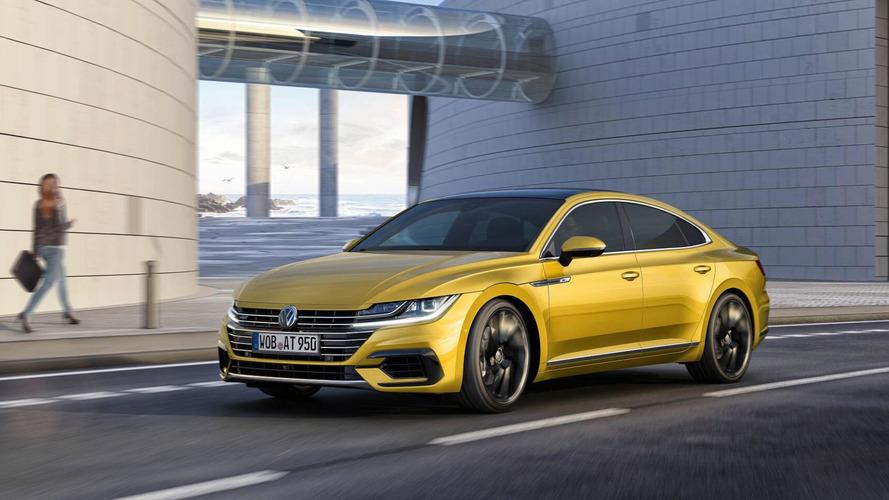 Volkswagen Arteon 2017: así es el sucesor del VW CC
