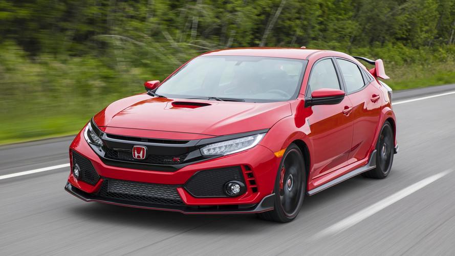 2017 Honda Civic Type R Mega Gallery (277 Photos)