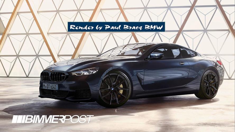 La BMW M8 de série ressemblera peut-être à ça