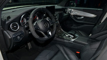 Mercedes-AMG GLC63 and GLC63 Coupe