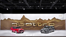 Audi Home of quattro exhibit for Design Miami/Basel 11.6.2013