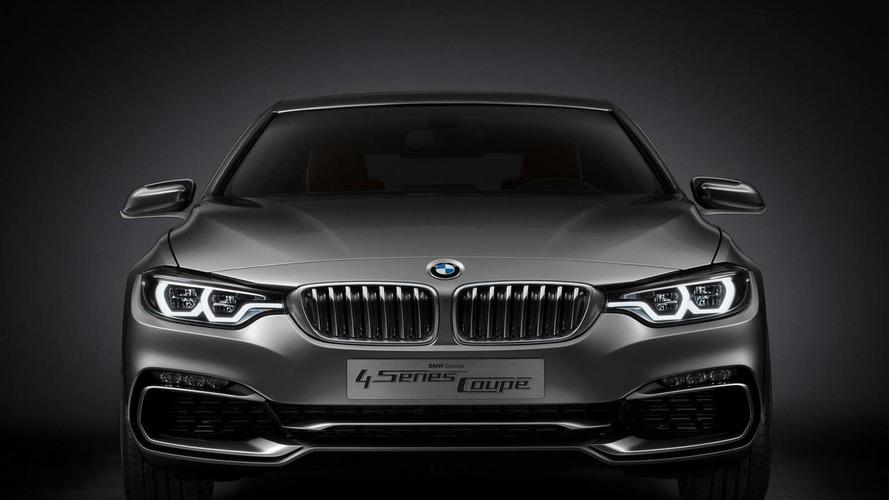 BMW 4-Series Coupe Concept video presentation