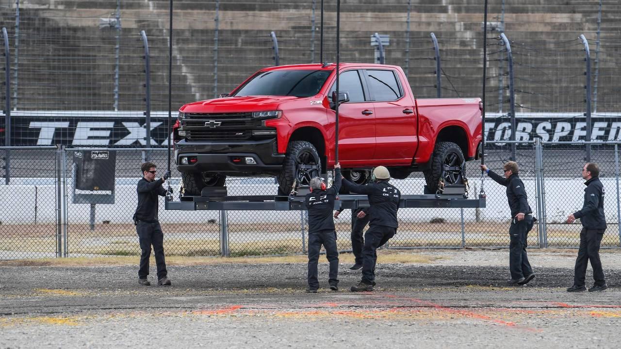 2019 Chevrolet Silverado Debuts In Rugged Trailboss Trim
