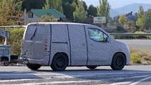 Peugeot Partner Spy Photo