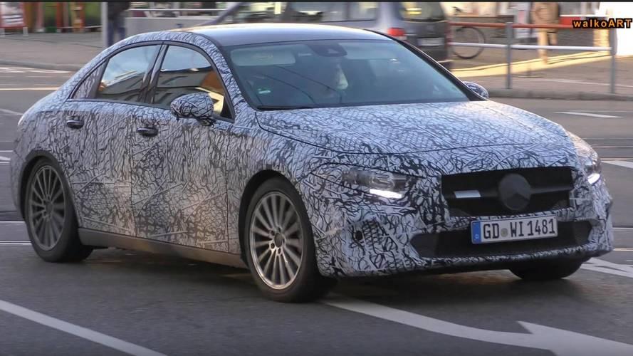 Vers une Mercedes-AMG A 45 Berline ?