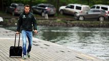Van der Garde plays down Kovalainen rumours