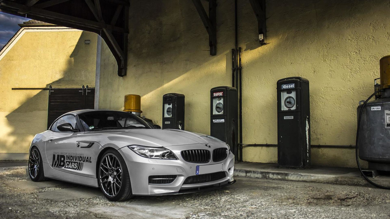 BMW Z4 by MB Individual Cars