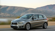 40 percent of BMW Group sales could come from front-wheel models - report