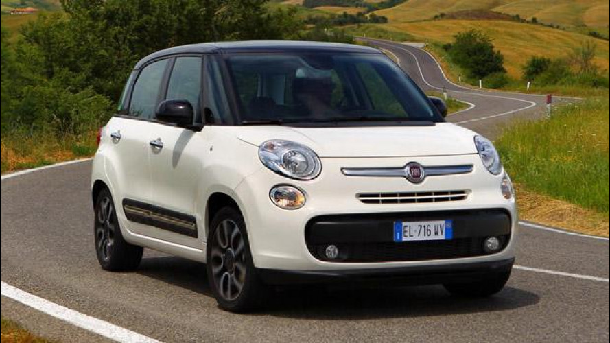 Fiat 500L 1.6 Multijet 120 CV