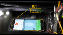 Active Phone Cooling Chevrolet