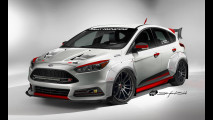 Ford al SEMA 2015