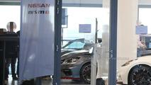 2015 Nissan Pulsar Nismo spy photo