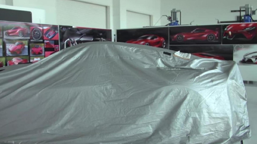 High-performance Toyota FT-1 concept revealed?