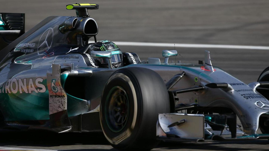 Rosberg gives 'difficult' review of Spa clash
