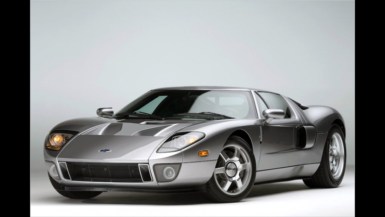 Ford GT: 341 km/h