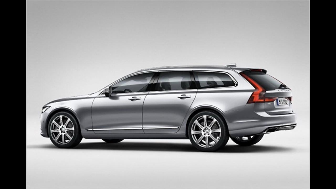 Volvo V90: Der Neue