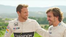 Anuncios televisión pilotos F1